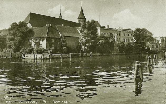 Albertina - Königsberg