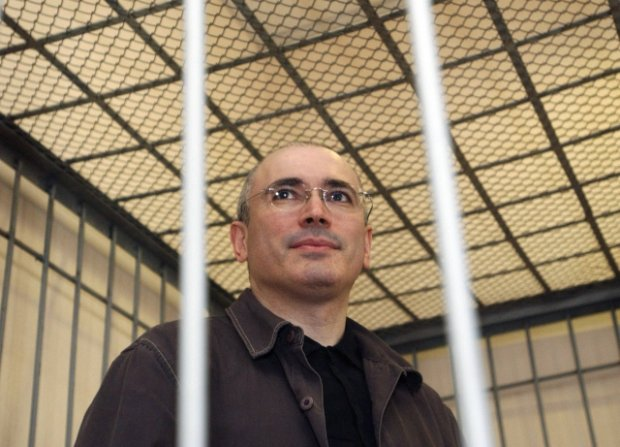 Russia Khodorkovsky