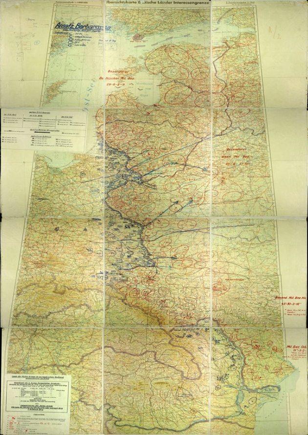 """Hitlers Plan """"Barbarossa"""" Vergleiche mit dem Aufmarsch der NATO heute"""